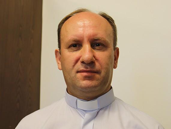 Pr. Dr. Fabian Măriuț