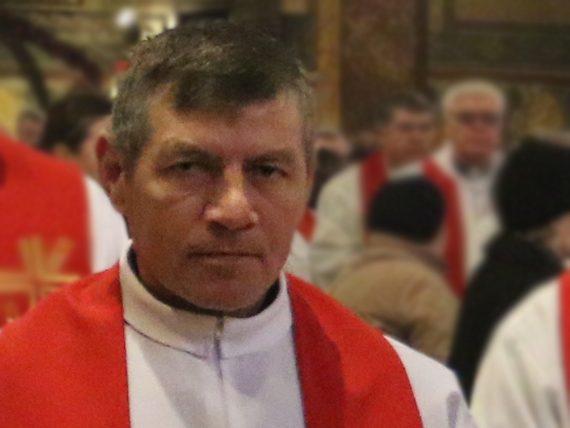 Pr. Francisc Petruț