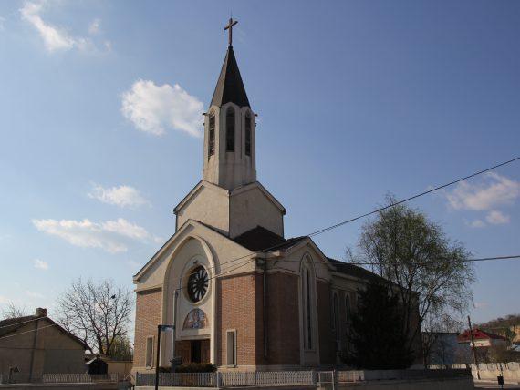 Biserica Nașterea Sfântului Ioan Botezătorul