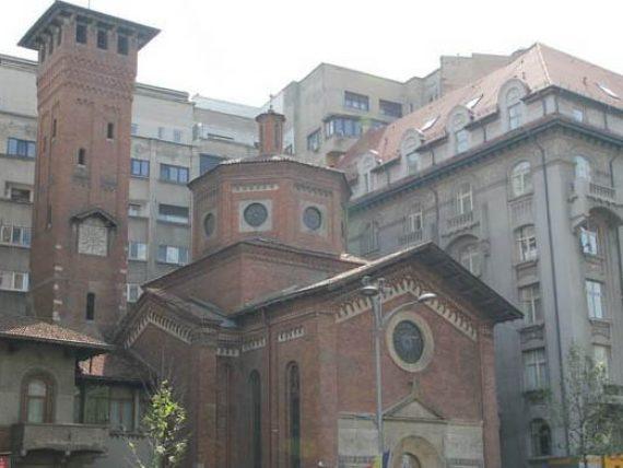 Biserica Preasfântul Mântuitor