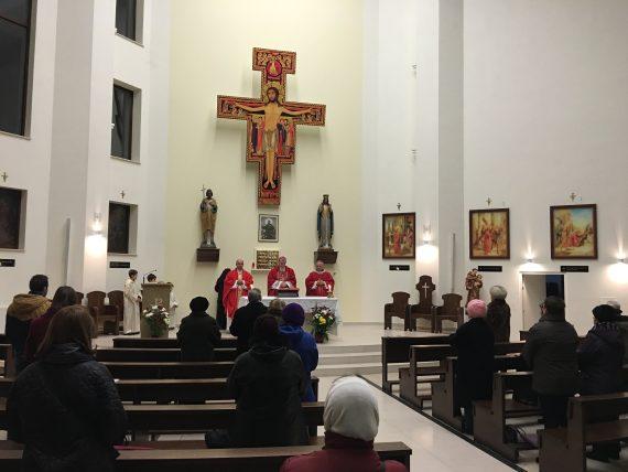 Biserica Sfântul Francisc de Assisi