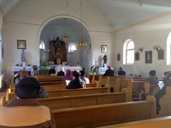 Biserica Vizita Sfintei Fecioare Maria