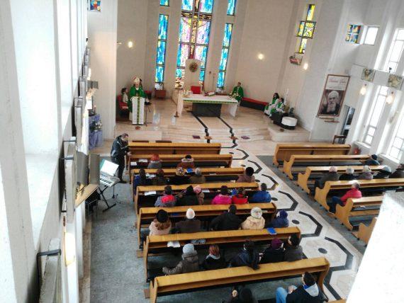Biserica Nașterea Sfintei Fecioare Maria