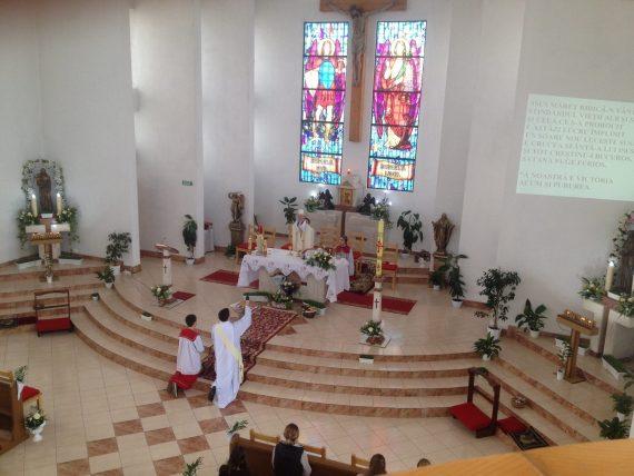Biserica Sfântul Mihail Arhanghelul