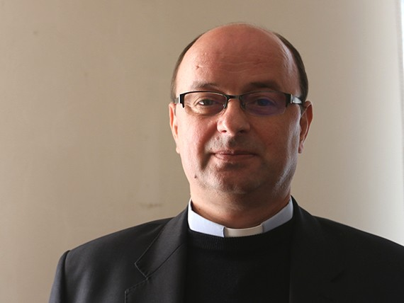 Pr. Mihai-Damian Baciu