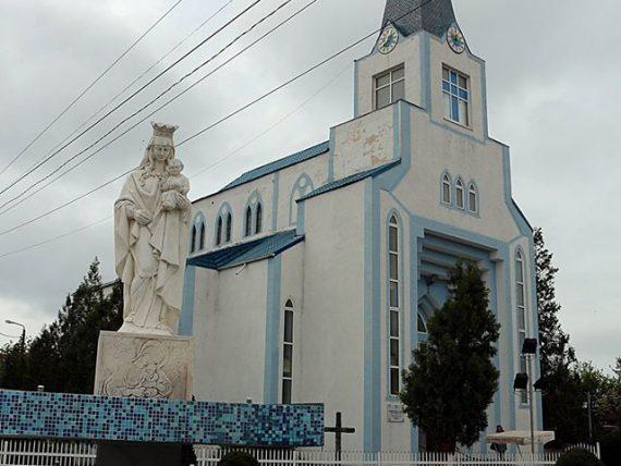 Biserica Fericitul Ieremia Valahul