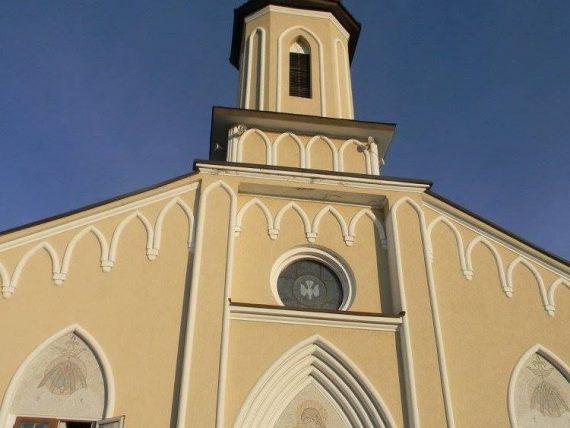 Biserica Sfânta Fecioară Maria, Regina Sfântului Rozariu