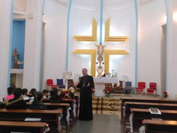Biserica Inima Neprihănită a Sfintei Fecioare Maria