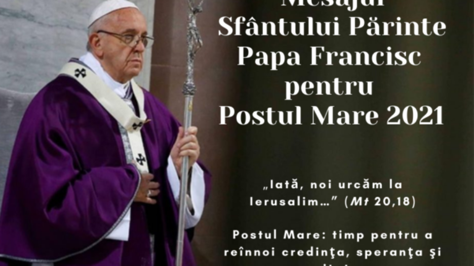 cover papa francisc post mare