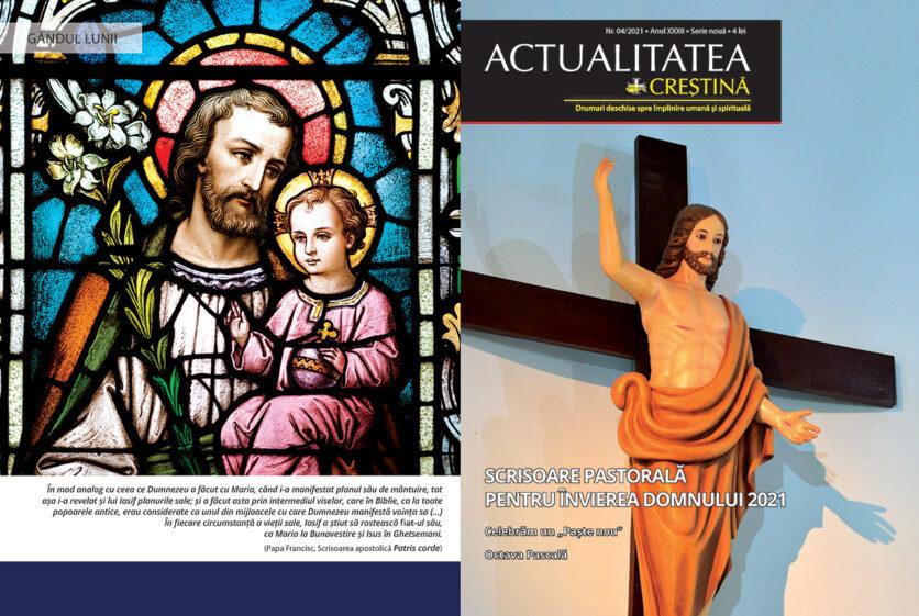 Revista Actualitatea Crestina – aprilie 2021